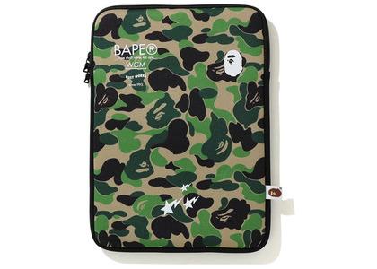 Bape ABC Camo PC Case Green (SS20)の写真