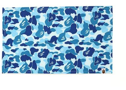 Bape ABC Camo Place Mat Blue (SS20)の写真