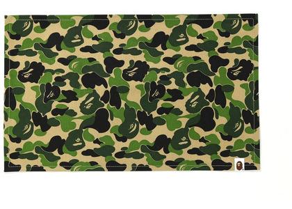 Bape ABC Camo Place Mat Green (SS20)の写真