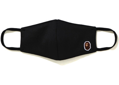 Bape Ape Head Mask Black (SS20)の写真