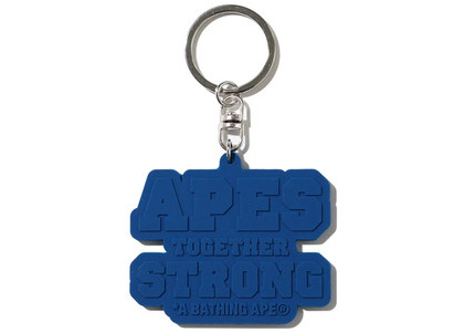Bape ATS Keychain Blue (SS20)の写真