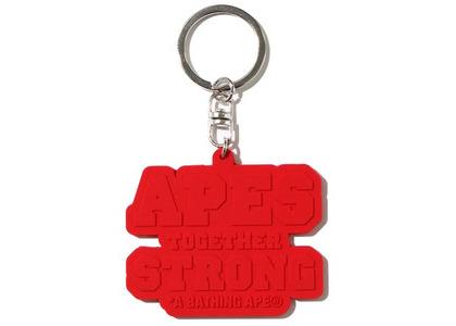 Bape ATS Keychain Red (SS20)の写真