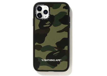 Bape Casetify 1st Camo iPhone 11 Pro Case Green (SS20)の写真