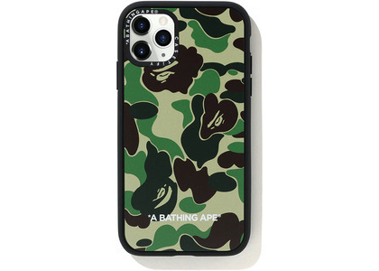 Bape Casetify ABC Camo iPhone11 Pro Case Green (SS20)の写真