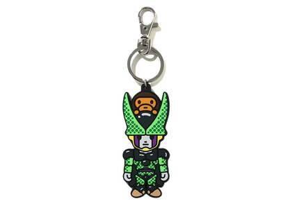 Bape x Dragon Ball Z Baby Milo Cell & Cell Jr Keychain Multi (SS20)の写真