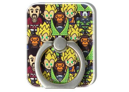 Bape x Dragon Ball Z Baby Milo Smartphone Ring Multi (SS20)の写真