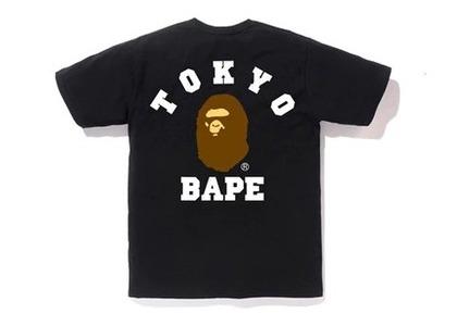 Bape City Tokyo Ape Head T Black (SS20)の写真