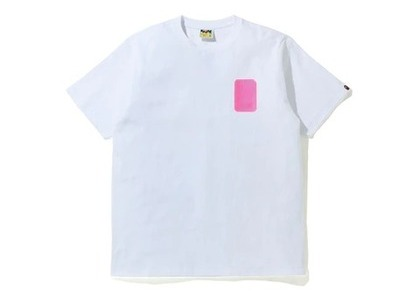 Bape ID T-Shirt White (SS20)の写真