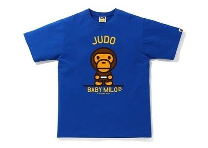 Bape Milo Judo Sports T Blue (SS20)の写真