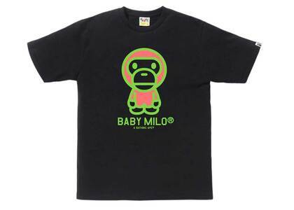 Bape Neon Baby Milo T Black/Yellow (SS20)の写真