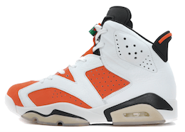 Jordan 6 Retro Gatorade Like Mike Whiteの写真