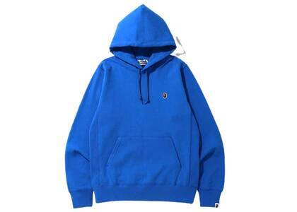 Bape One Point Pullover Hoodie Blue (SS20)の写真