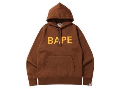 Bape Pullover Hoodie Brown (SS20)の写真