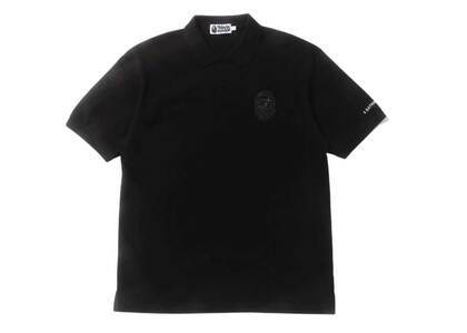 Bape Relaxed Multi Color Crystal Stone Polo Black (SS20)の写真