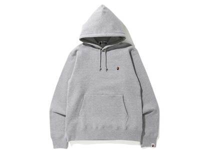 Bape Space Camo College Pullover Hoodie Grey (SS20)の写真