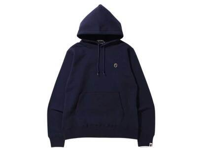 Bape Space Camo College Pullover Hoodie Navy (SS20)の写真
