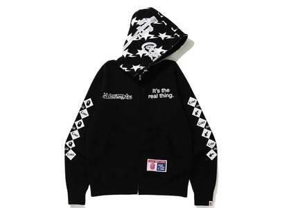 Bape x Coca Cola Full Zip Hoodie Black (SS20)の写真