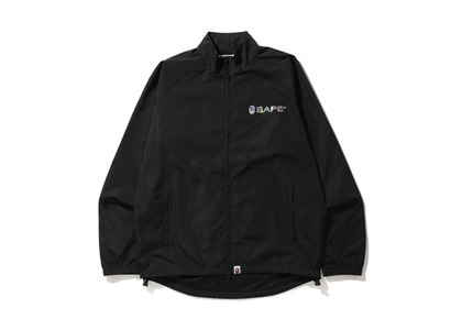 Bape Hologram Logo Cycling Jacket Black (SS20)の写真