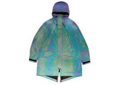 Bape Reflector M-51 Snowboard Jacket Green (SS20)の写真