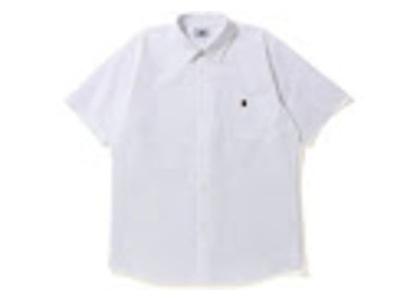 Bape One Point S/S Shirt White (SS20)の写真