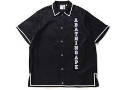 Bape Relaxed Classic Disco S/S Shirt Black (SS20)の写真