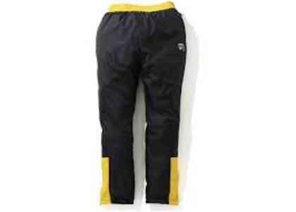 Bape 2tone Track Pants Yellow (SS20)の写真