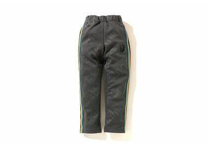 Bape A Bathing Ape Side Tape Jersey Pants Grey (SS20)の写真