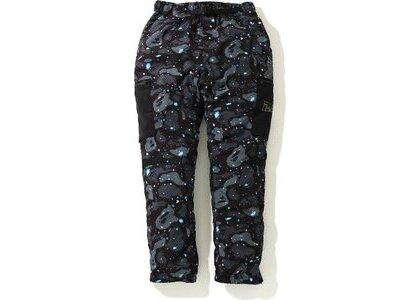 Bape Space Camo Military Pants Black (SS20)の写真
