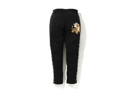 Bape Tiger Jersey Pants Black (SS20)の写真