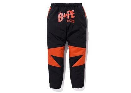 Bape x XO Bapesta Track Pants Black (SS20)の写真