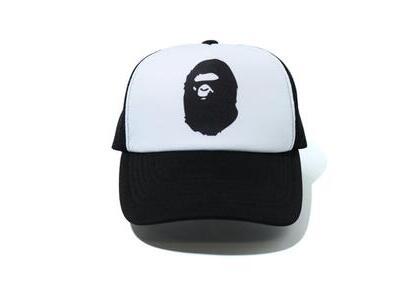 Bape Family Bag Apehead Hat Black (SS20)の写真
