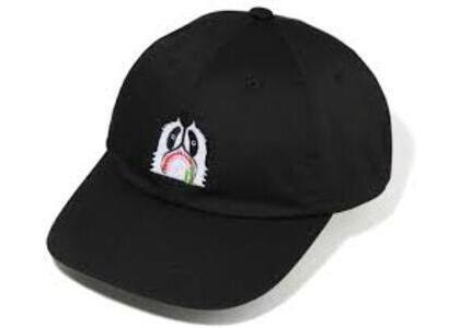 Bape Panda Cap Black (SS20)の写真