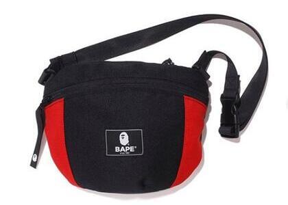 Bape 2tone Shoulder Bag Red (SS20)の写真