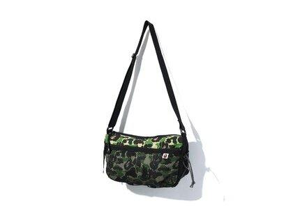 Bape ABC Camo Bungee Cord Shoulder Bag Green (SS20)の写真