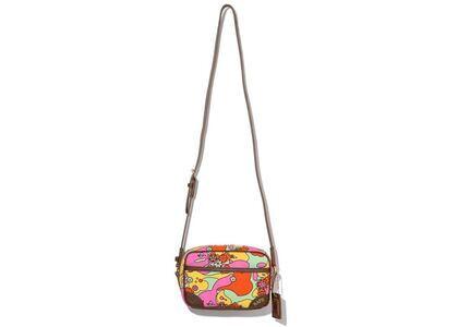Bape ABC Camo Flower Shoulder Bag Multi (SS20)の写真