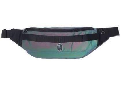 Bape Reflector Waist Bag Green (SS20)の写真
