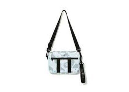Bape Space Camo Shoulder Bag White (SS20)の写真