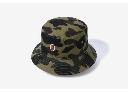Bape Gore-Tex 1st Camo Bucket Hat Green (SS20)の写真