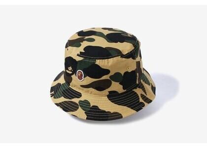 Bape Gore-Tex 1st Camo Bucket Hat Yellow (SS20)の写真
