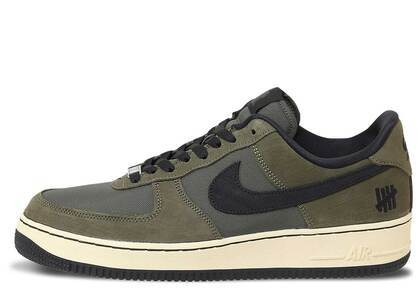 Undefeated × Nike Air Force 1 Low SP Oliveの写真