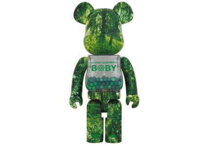 Be@rbrick My First Be@rbrick B@by Forest Green Ver 1000%の写真