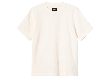 Stussy Overdyed SS Crew Natural (SS21)の写真