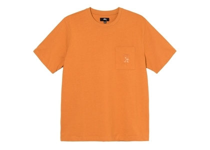 Stussy Regal Pocket Crew Orange (SS21)の写真