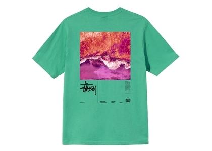 Stussy Ocean Dream Tee Green (SS21)の写真