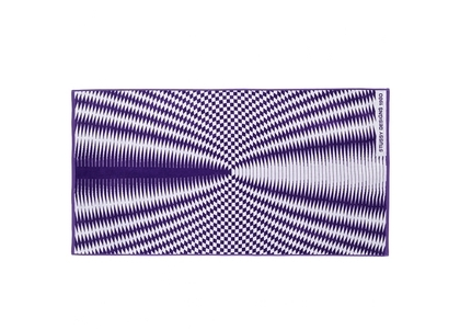 Stussy Psychedelic Beach Towel Purple (SS21)の写真