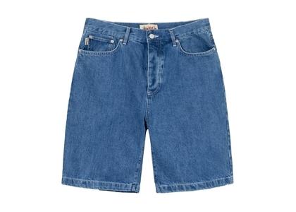 Stussy Denim Big OL Jean Shorts Blue (SS21)の写真