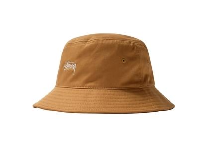Stussy Stock Bucket Hat Khaki (SS21)の写真