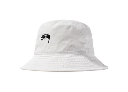 Stussy Stock Bucket Hat Natural (SS21)の写真