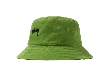 Stussy Stock Bucket Hat Leaf (SS21)の写真