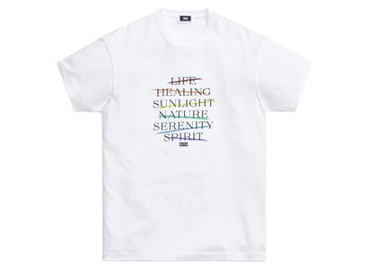 Kith Pride Meaning Tee Whiteの写真